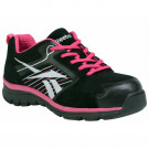 BLACK AND PINK ATHL OXF